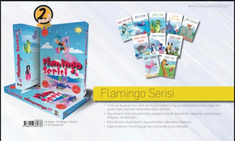 Öykü Yayıncılık-FLAMİNGO SERİSİ-2.Sınıf
